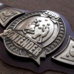 """Contender"" TV Series – Prize Belt"