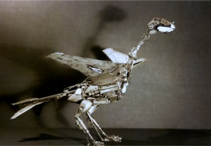 mechanical bird