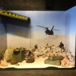 Panasonic Military Diorama