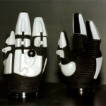 Red Planet spacesuit gloves