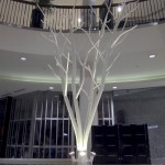 Tree Sculpture Fitout Element